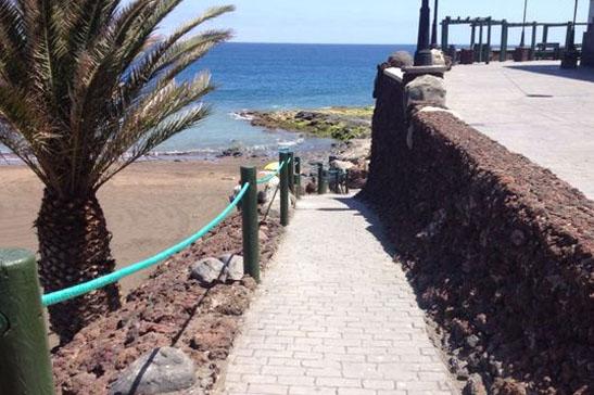 playa_melenara_acceso