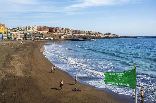 playa_melenara_bandera_verde